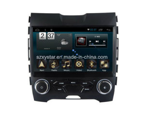 Android System 6.0 Car DVD for Edge with Navigation TV WiFi pictures & photos