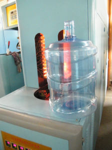 Semi Automatic Pet 5 Gallon Water Bottle Making Blow Molding Machine pictures & photos