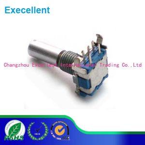 12mm Rotary Encoder with Push on Switch for Multi-Speaker