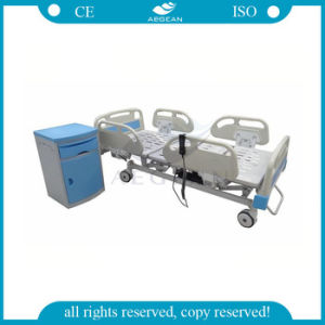 AG-Bm003 5-Function Electric Hospital Bed pictures & photos