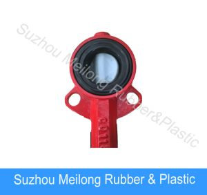 Butterfly Rubber Valve Seats Molded Rubber Sealing pictures & photos