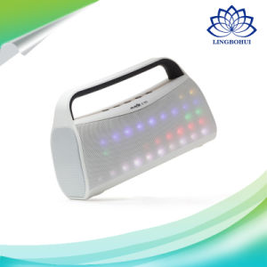 Handbag Shape Portable Sound Box Wireless Bluetooth Mini Professional Speaker with LED pictures & photos
