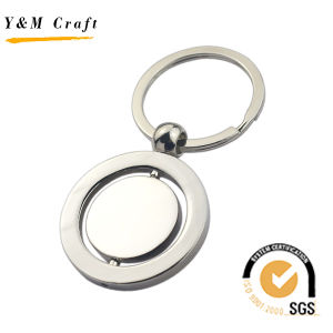 Round Shape Keyholder for Customized pictures & photos