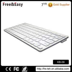 Ultra-Slim for iPad Use Wireless 3.0 Bluetooth Keyboard pictures & photos