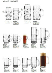 fashion Glass Cup Water Cup Beer Cup pictures & photos