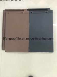 Roofing Tile 290*450mm Roof Tile Building Meterail Clay Terracotta Flat Tile Factory Supplier pictures & photos