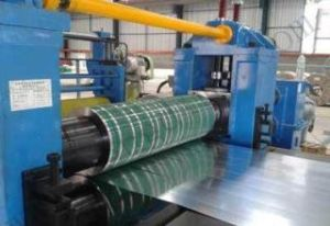 Stainless Steel Cutting Line (Slitting Line) pictures & photos