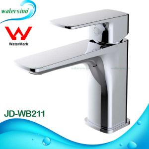 Watersino Brass Chrome Basin Faucet for Bathroom pictures & photos