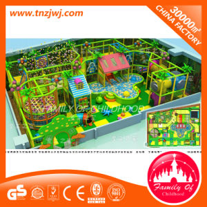 Soft Play Pool Ball Combine with Slide Indoor Playground Park pictures & photos