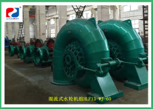 Vertical Francis Hydro Turbine Generator pictures & photos
