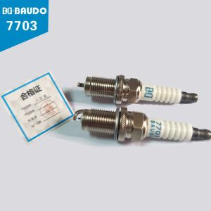 China Factory Low Price Bd-7703 Iridium Spark Plug pictures & photos