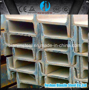 Construction Use Q235 Hot Rolled I-Beam pictures & photos