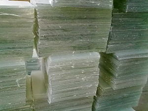 Polycarbonate Granules PC Resin with Glass Fiber Reinforced pictures & photos