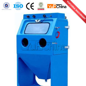 2017 High Quality High Efficiency Sandblasting Machine pictures & photos