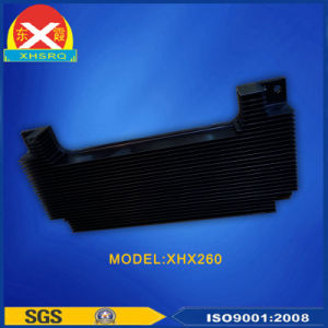 Oxidizing Blackening Aluminum Heat Sink for Power Supply pictures & photos