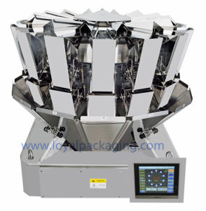 1.3L /2.5L Stainless Steel Hopper PLC Control Multihead Weigher for packaging Machine pictures & photos