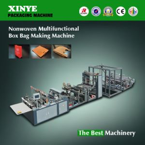 Nonwoven Multifunctional Box Bag Making Machine pictures & photos