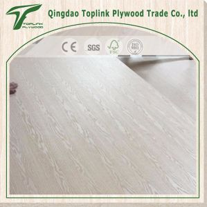 White Oak Fancy Plywood for Decoration & Furniture pictures & photos
