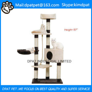 Nature Sisal Luxury Cat Tree Pet Products pictures & photos