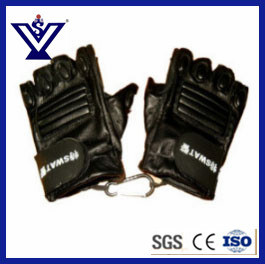 Swat Half-Finger Tactical Gloves (SYSG-162) pictures & photos