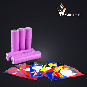 Vaper Wrappers Stickers for Battery 18650 Battery Label Stickers