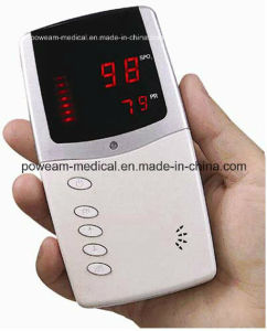 Hand Finger Pulse Oximeter (MP-G+) pictures & photos