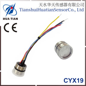 Cyx-19 Silicon Oil Filled Piezoresistive Pressure Sensor pictures & photos