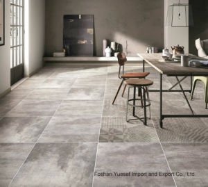Cement Popular Designs Style Porcelain Floor Tile pictures & photos