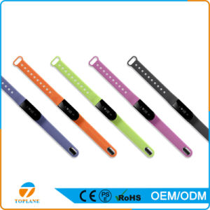 Newest Fitness Bracelet with LED Display pictures & photos