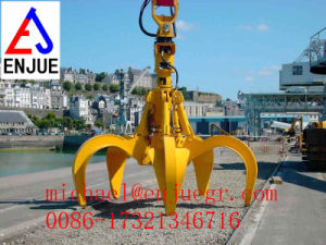 Radio Electric Hydraulic Wood Grab or Hydraulic Remote Control Grabber pictures & photos