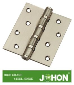 "Steel or Iron Hardware Door Furniture Spring Hinge 4""X3.5"" (furniture accessories) pictures & photos"