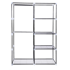 Good Price Fast Moving Fabric Wardrobe Jp-125fabw pictures & photos