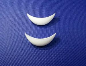 Solid Facial Implants Silicone for Chin pictures & photos