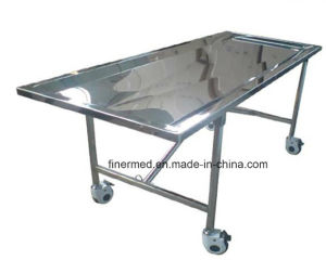 Funeral Mortuary Corpse Autopsy Table pictures & photos