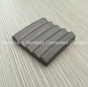 Tungsten Carbide Crusher Teeth for Jaw Crusher pictures & photos