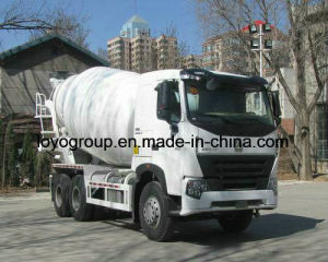 Sinotruk HOWO-A7 6X4 Euro3 Mixer Truck for Concrete Mixer pictures & photos