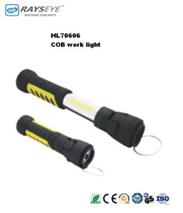 COB Flexible Flashlight Light with Magnet pictures & photos