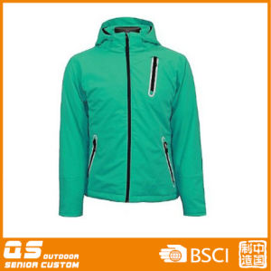 Lady′s Fashion All Seam Taped Ski Jacket pictures & photos