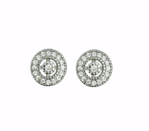 925 Sterling Silver Simple Earring Stud pictures & photos