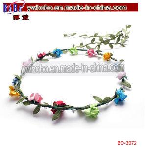 Flower Festival Wedding Garland Headband Hair Headband (BO-3069) pictures & photos