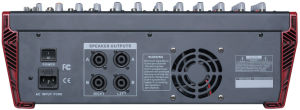 Special New Design Bigger Mixer Am-Qx80 Series Professional Amplifier pictures & photos