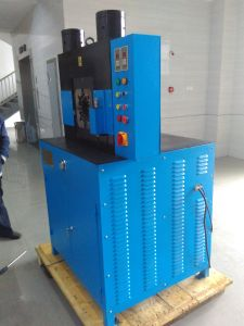 Hydraulic Super Slim Hose Crimping Machine pictures & photos