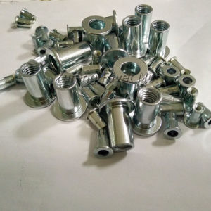 Stainless Steel Small Head Knurled Rivet Nut pictures & photos