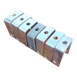 D Iron / D Bracket for Insulator pictures & photos