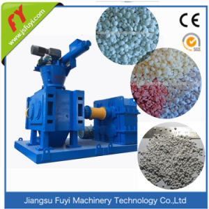 With CE and SGS certificate, DH series double roller granulator, produce 2-6mm granule pictures & photos