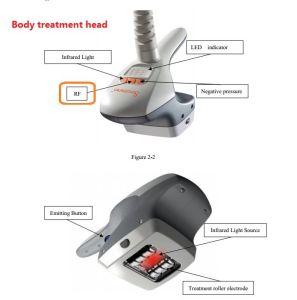 Body Massager Velashape II Vacuum Cellulite Massage Slim Salon Machine with Cavitation Derma Roller pictures & photos