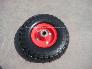 """10"""" PU Foam Wheel, PU - Polyurethane Wheel"""