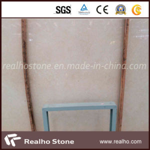 Own Factory Natural New Cream Marfil Beige Marble for Flooring Tile pictures & photos