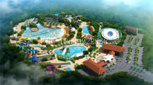 Professional Conceptual Design Fiberglass Water Park for Amusement pictures & photos