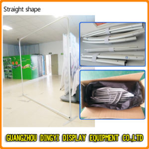 8FT Straight Shape Tension Fabric Exhibition Display (BD-Z-1) pictures & photos